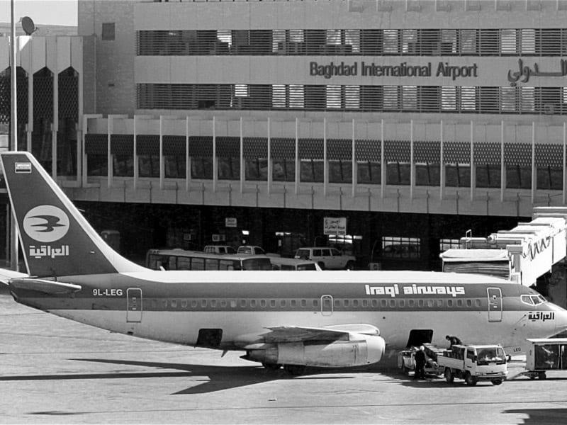 Port lotniczy Bagdad