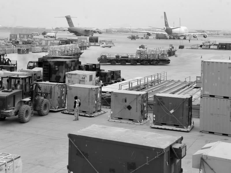 Port lotniczy Bagram