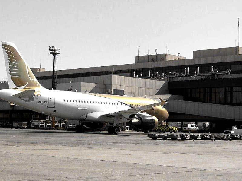 Port lotniczy Bahrain