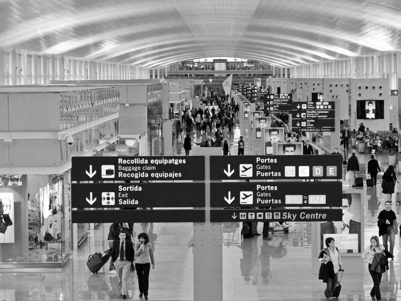 Port lotniczy Barcelona