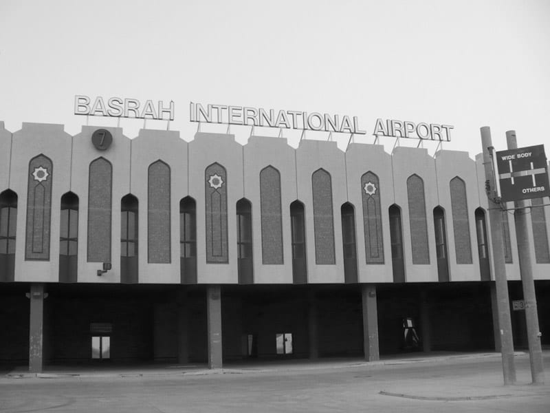 Port lotniczy Basra