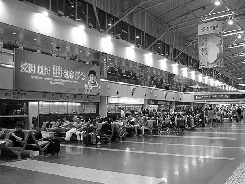 Port lotniczy Beijing (Pekin)