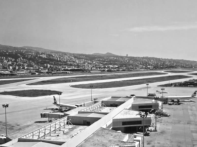 Port lotniczy Beirut