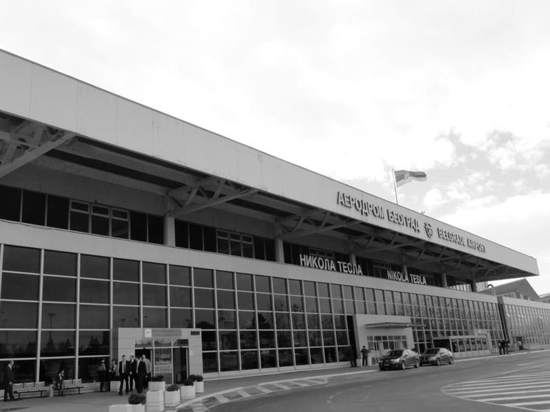 Port lotniczy Belgrad