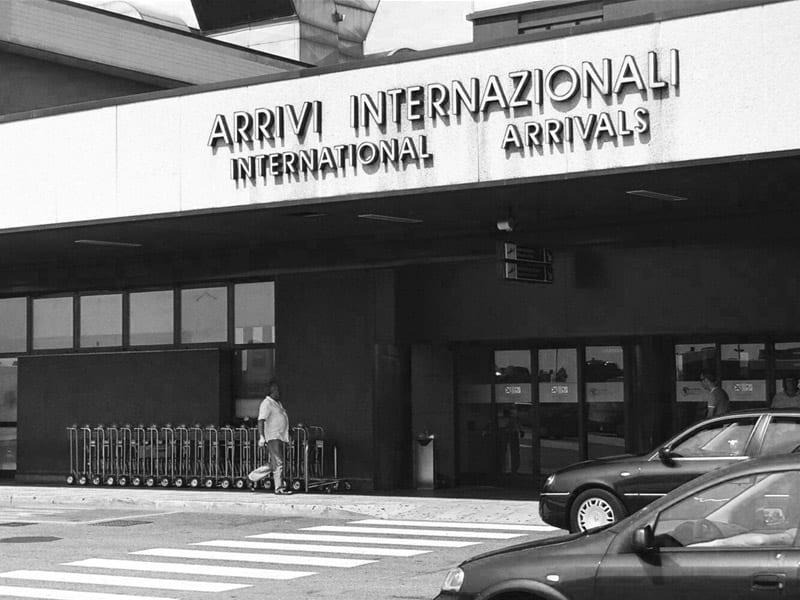 Port lotniczy Bergamo
