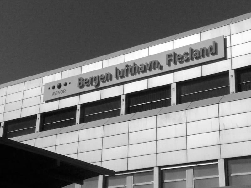 Port lotniczy Bergen