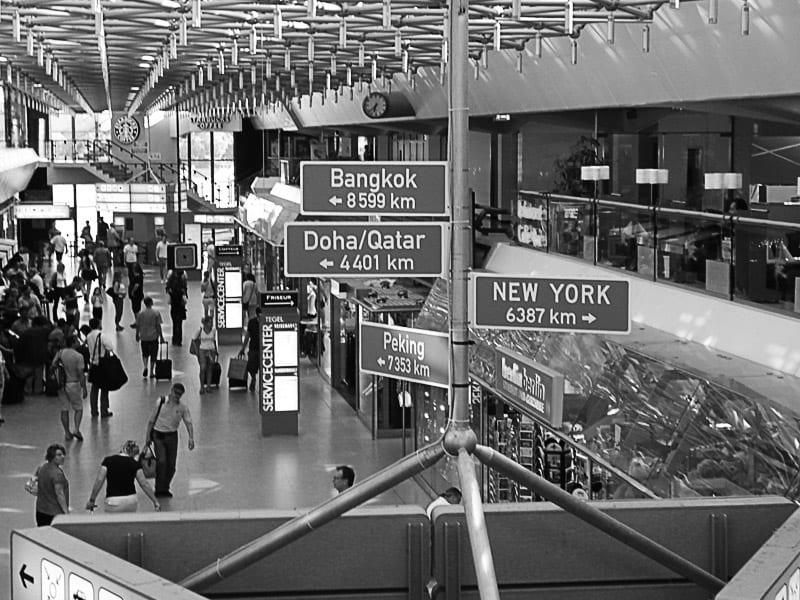 Port lotniczy Berlin
