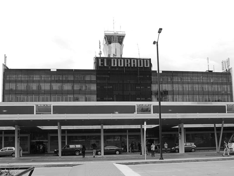 Port lotniczy Bogota