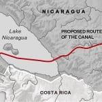Transport i spedycja morska. Czy Chińczycy zbudują Kanał Nikaraguański?