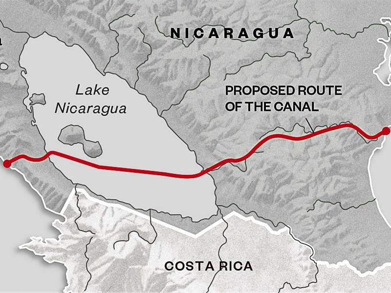 Kanał Nikaraguański