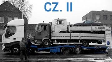 Transport intermodalny w Polsce część II