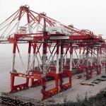 Największe porty morskie Chin