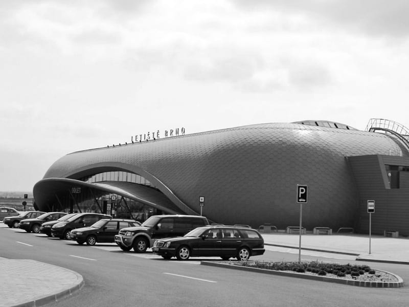 Port lotniczy Brno