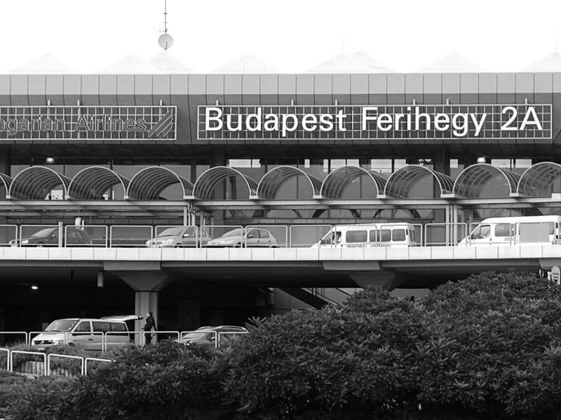 Port lotniczy Budapest
