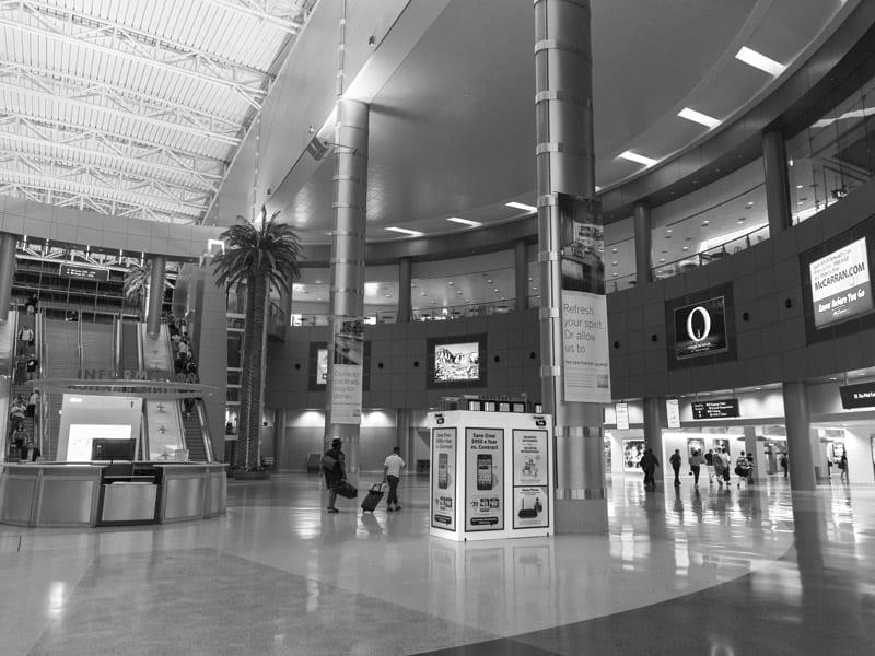 Port lotniczy Clark