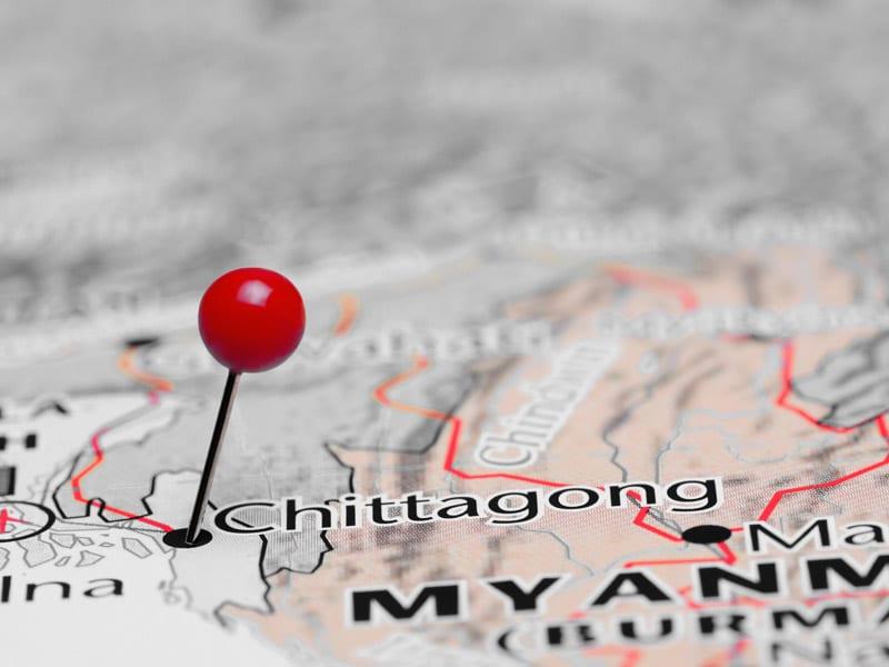 Port lotniczy Chittagong