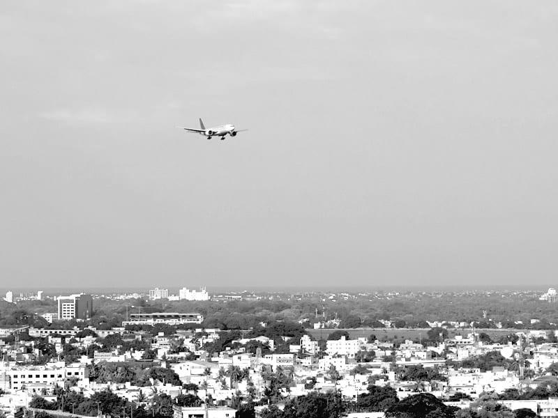 Port lotniczy Chennai