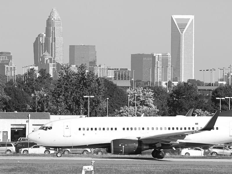 Port lotniczy Charlotte