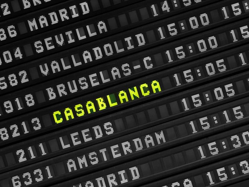 Port lotniczy Casablanca