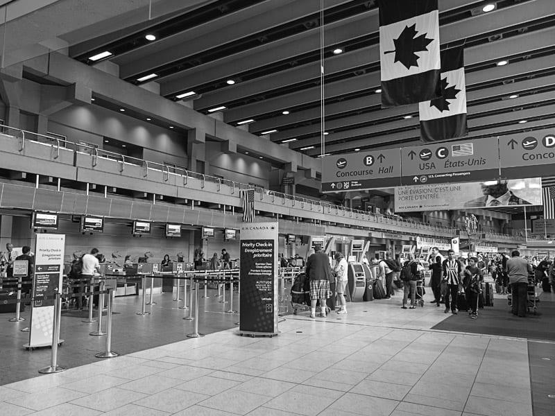 Port lotniczy Calgary