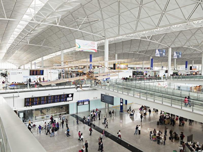Port lotniczy Hong Kong