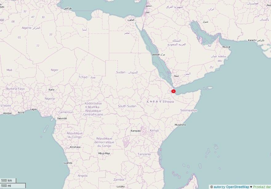 Port lotniczy Djibouti