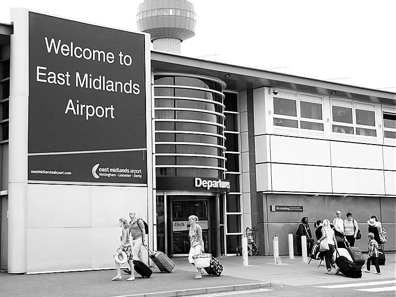 Port lotniczy East Midlands