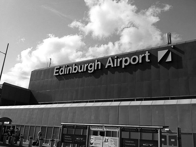 Port lotniczy Edinburgh