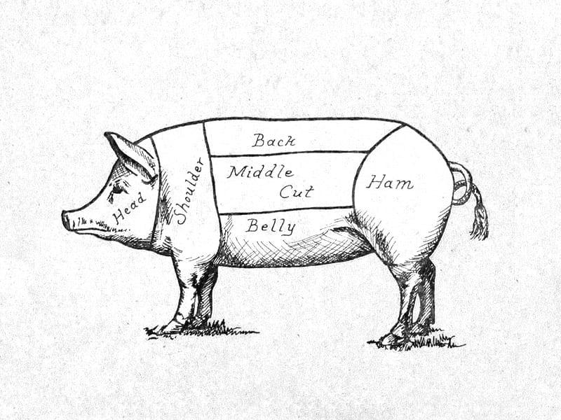 Eksport wieprzowiny
