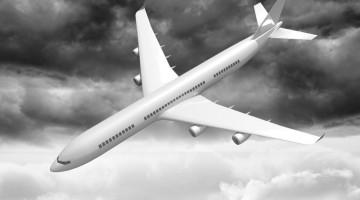 Transport lotniczy słabnie