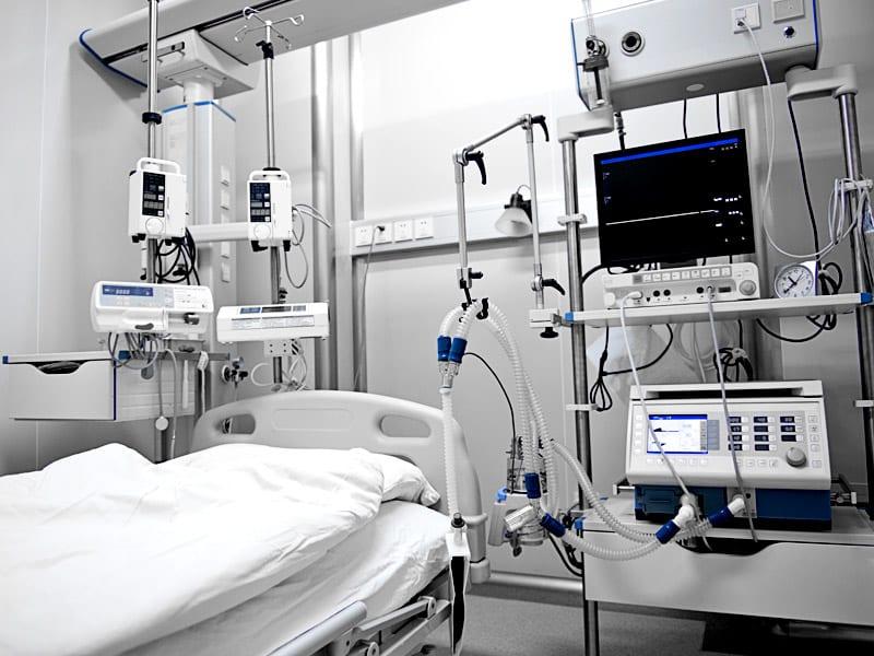 Eksport sprzętu medycznego