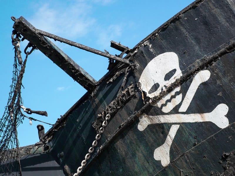 Kontenery i somalijscy piraci