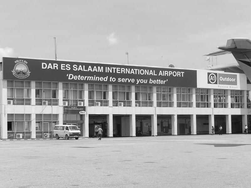 Port lotniczy Dar es Salaam