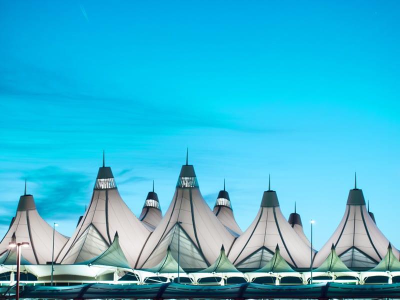 Port lotniczy Denver