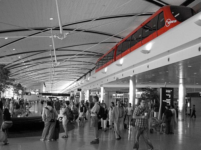 Port lotniczy Detroit