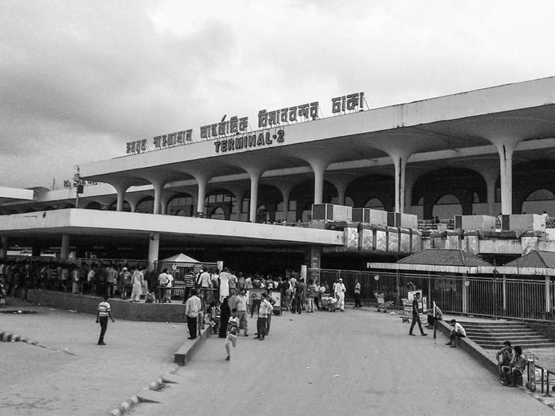 Port lotniczy Dhaka
