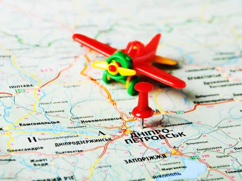 Port lotniczy Dnepropetrovsk