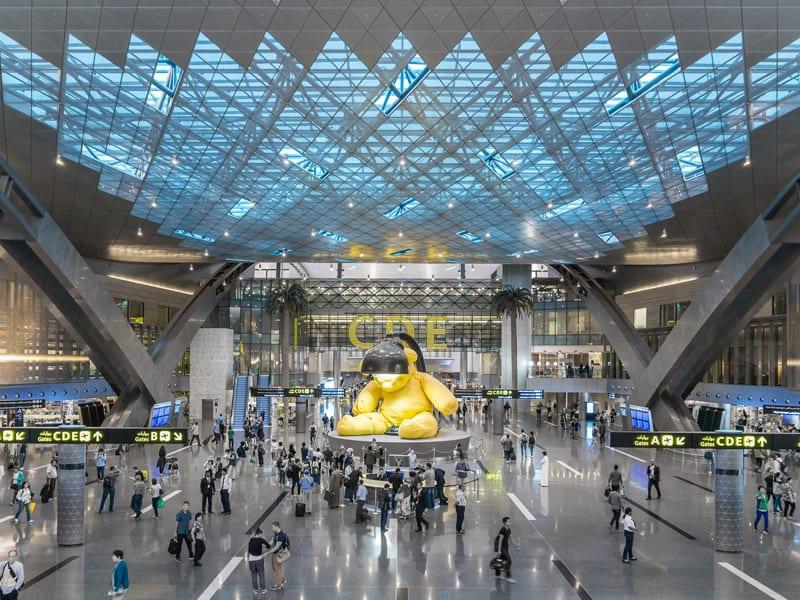 Port lotniczy Doha