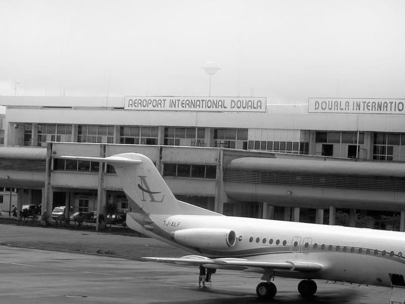 Port lotniczy Douala