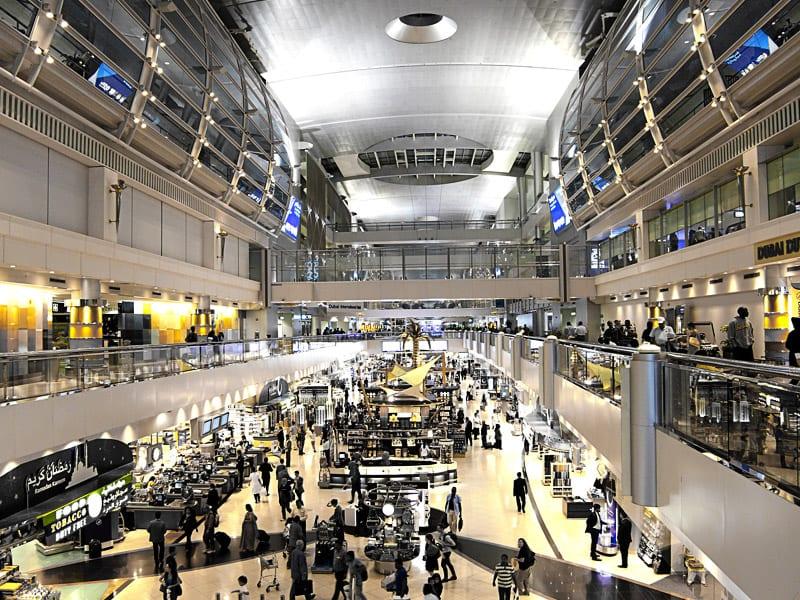Port lotniczy Dubai