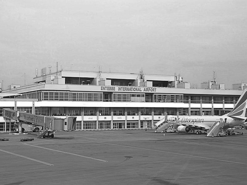 Port lotniczy Entebbe