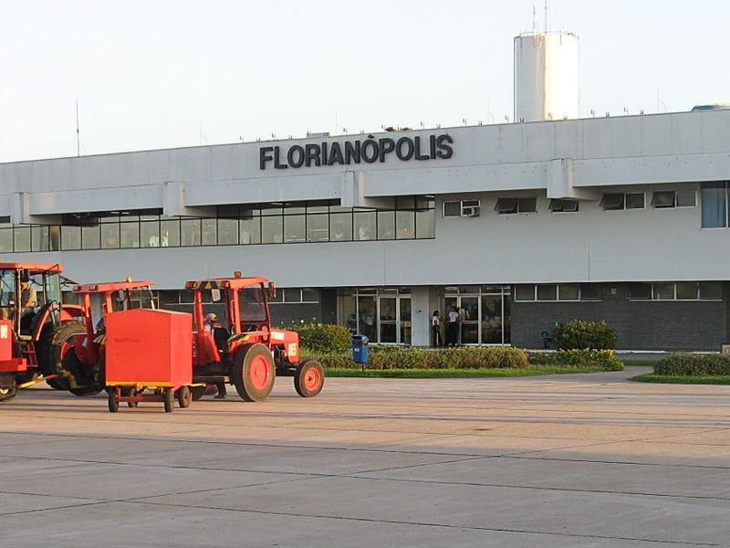 Port lotniczy Florianopolis