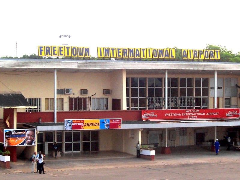 Port lotniczy Freetown