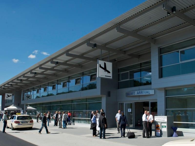 Port lotniczy Friedrichshafen