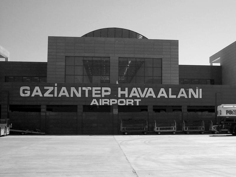 Port lotniczy Gaziantep