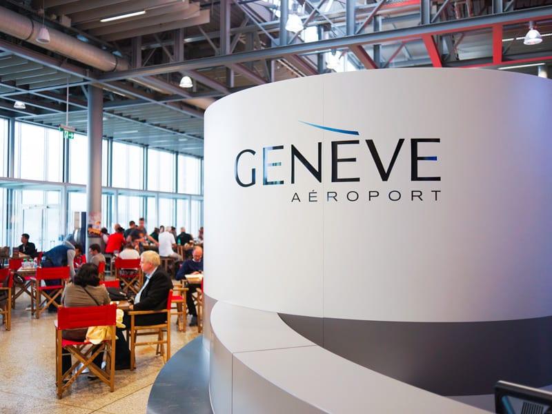 Port lotniczy Genewa