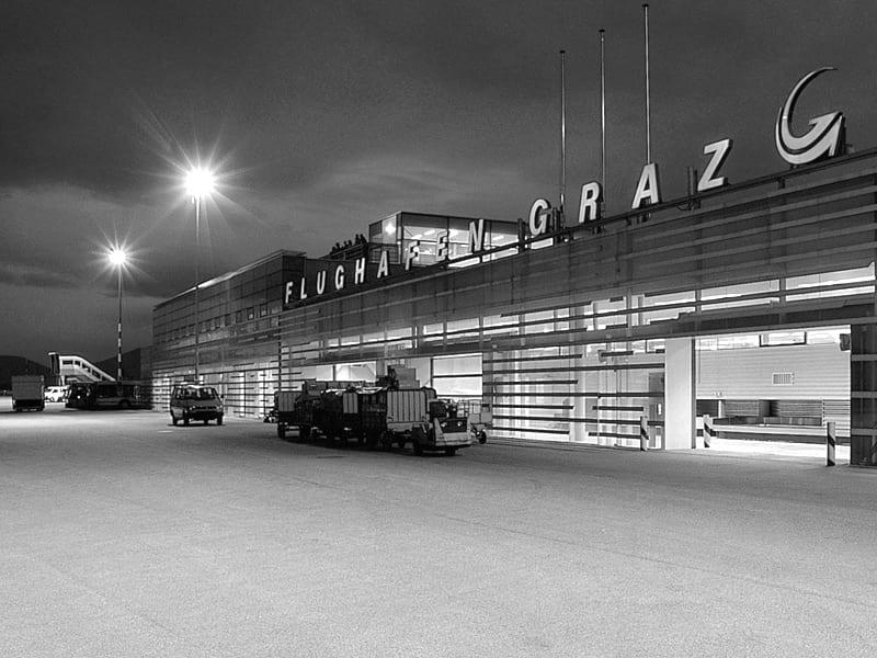 Port lotniczy Graz