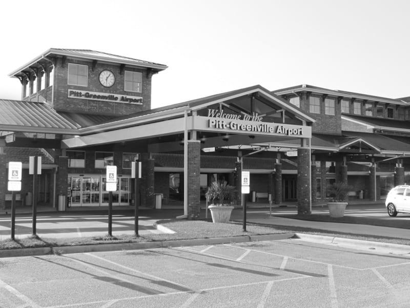 Port lotniczy Greenville