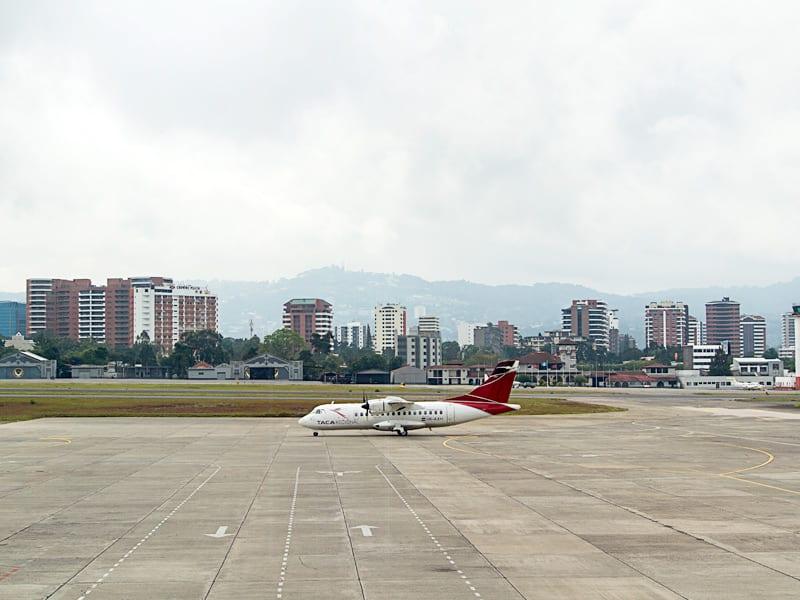 Port lotniczy Guatemala