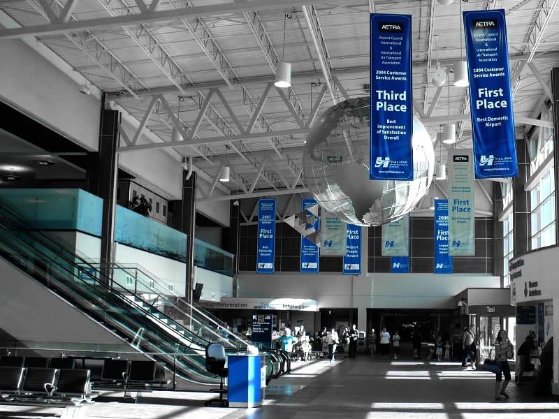 Port lotniczy Halifax